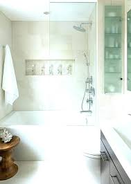 tub shower combo ideas tiny bathtub shower combo design ideas