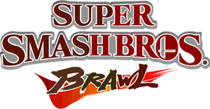 Super Smash Bros. Brawl Logo Vector (.EPS) Free Download