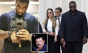 New York cop who served as bodyguard for El Chapo's wife is arrested for  selling cocaine