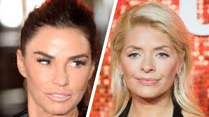 She is five feet and eight inches tall. Woah Katie Price Threw A Lot Of Shade At Holly Willoughby Closer