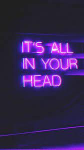 Neon Lights Wallpaper Pinterest