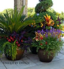 Small Picture Beautiful Exquisite Container Gardening Ideas Best 20 Potted