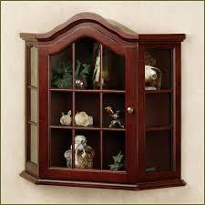 white curio cabinet glass doors home design ideas wall mounted curio cabinet with glass doors
