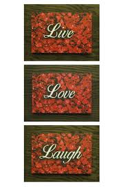 nadya s closet live love laugh wall art front cropped image