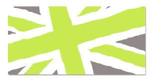 lime union jack lime white and grey union jack canvas art print original artwork on lime green wall art prints with lime union jack lime white and grey union jack canvas art print