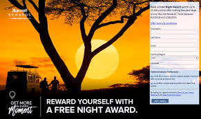 Heres How New Marriott Rewards Members Can Earn A Free Night