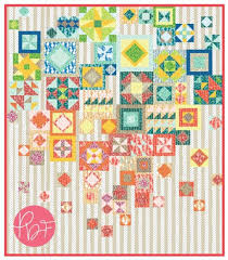 Gypsy Wife Quilt Pattern Custom Jen Kingwell's Gypsy Wife Quilt Inspiration And Fabric Kits GnomeAngel