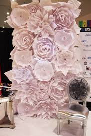 Paper Flower Backdrop Rental 12 New Products And Ideas From The Bizbash New York Expo