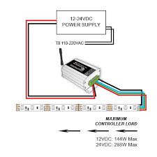 wifi led controller control types of leds from your smart wiring diagrams thumb