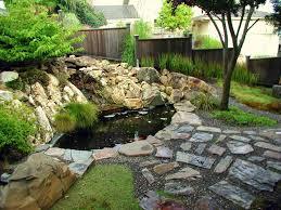 Pools Design: Commercial Fish Pond Design And Construction Image - Japanese  Koi Fish Pond Design