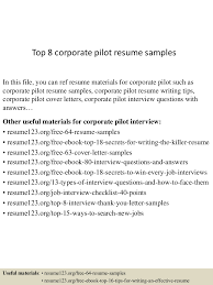 Pilot Resume Top10000corporatepilotresumesamples10000lva100app61000092thumbnail100jpgcb=1001003331002096 71
