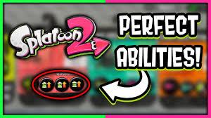 Splatoon 2 Brand Chart How To Get Perfect Abilities In Splatoon 2