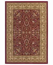 2 x 5 runner rugs inspirational closeout couristan area rug tamena tam182 mashad red 2 7