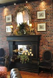 faux fireplace mantel first project mark and i made for the a custom fireplace finished with