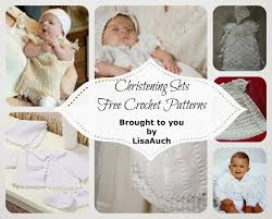 Free Crochet Christening Gown Patterns Cool Inspiration Design