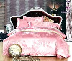 pink satin bedding sets bed bath and beyond satin sheets y bed sheets cotton satin jacquard y comforter sets bed bed bath and beyond satin sheets pink