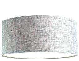 modern lamp shades canada gray shade grey textured large drum ceiling light navy square australia lighting