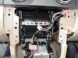 2005 2009 ford mustang car audio profile 1964 5 Ford Mustang Radio Wiring ford mustang radio cavity Ford Factory Stereo Wiring Diagram