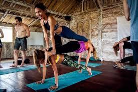 29 day the peaceful warriors yoga teacher bali