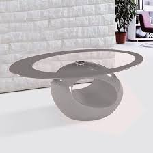 gambier lille oval coffee table