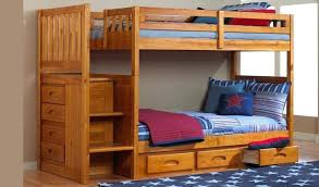 trundle bed with desk bunk beds stairs