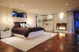 bedroom cream rug