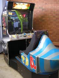 Star Wars Cabinet Star Wars Pod Racer Sit Down Arcade Machine Game For Sale By Sega
