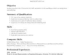 Resume Skills Sample Directory Resume Sample