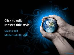 Free Earth Ppt Template