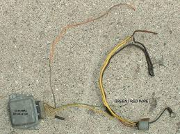 fuel injection technical library  alternator files 1g alternator wiring harness example