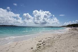 Bikini beach st martin marteen