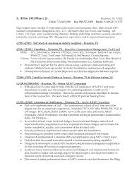 Cool Sap Security Skills Resume Ideas Example Resume Templates