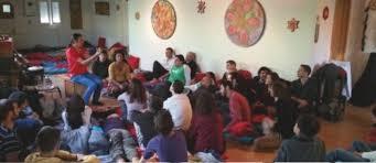 Resultat d'imatges de foto grupo ayahuasca