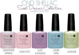 Compare Prices <b>CND Shellac</b> UV Nail Gel Polish Spring <b>Summer</b> ...