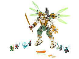 LEGO® Ninjago - Lloyds Titan-Mech 70676 (2019) ab 61,06 € (Stand:  01.04.2021) | LEGO® Preisvergleich brickmerge.de