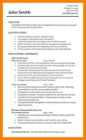 7 Accountant Resume Examples Time Table Chart