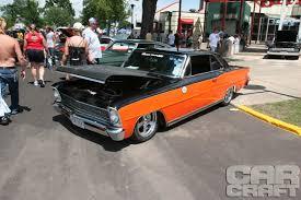 POWER CARS: 1966 Nova SS Real 118 car 350