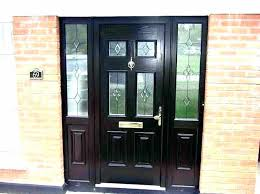 painted residential front doors. Fine Residential Painting Fiberglass Door Ideas Alluring Painted Residential Front Doors  With Can You Paint Garage In R