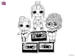 The most common lol surprise doll material is metal. Lol Surprise Dolls Coloring Pages Print In A4 Format