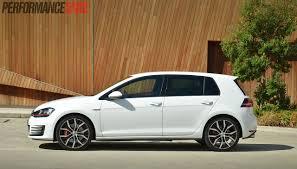 volkswagen gti 2014 white. 2014 vw golf gti performance5dr volkswagen gti white i