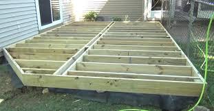 building a ground level deck plans ground level deck plans building a ground level deck for