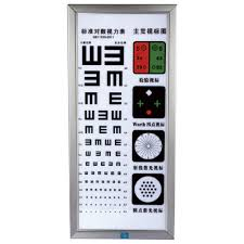 Digital Vision Chart China Digital Vision Chart Projector Ly 22b China Auto