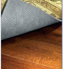 best rug pad for laminate floors pleasing inspiration best rug pad for wood floors carpet pad