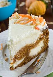 Carrot Cake Cheesecake Easter Version Omg Chocolate Desserts