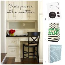 Kitchen Message Board Kitchen Workstation Diy Decorator