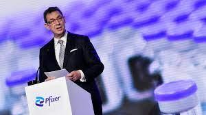 CEO ไฟเซอร์ เผยประเทศรายได้ต่ำ-ปานกลาง เลือกไม่สั่งซื้อวัคซีนไซเฟอร์เอง