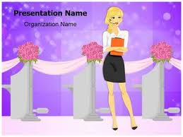 Wedding Planner Ppt Event Wedding Planner Powerpoint Template Is One Of The Best