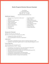 Examples Of Well Written Resumes Cool Gallery Of Example Of A Written Resume