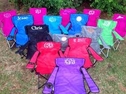 customized folding chairs. custom camping chairs best monogrammed tailgate ideas on folding chair beach lawn by no minimum customized