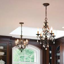home design gorgeous design ideas oil rubbed bronze crystal chandelier and excellent on dining room